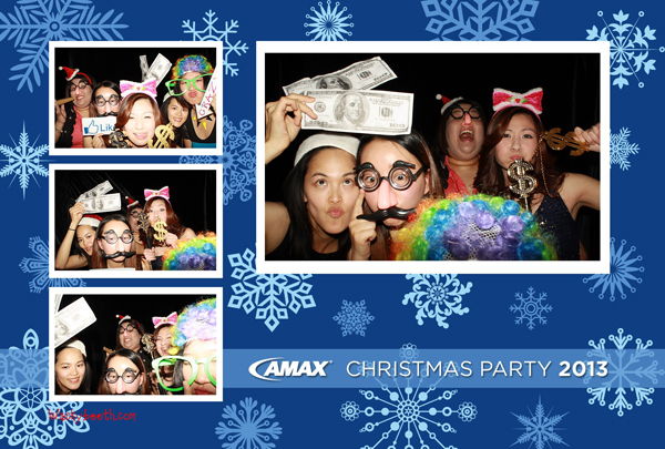 San Ramon photobooth rental for your holiday party and events