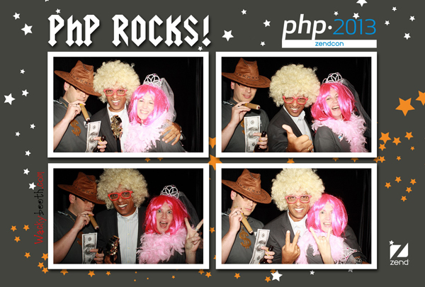 photobooth rental at Santa Clara Convention Center