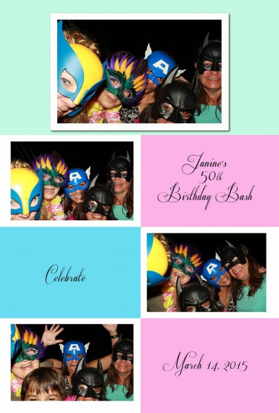 affordable fun photo booth for your party/events celebration