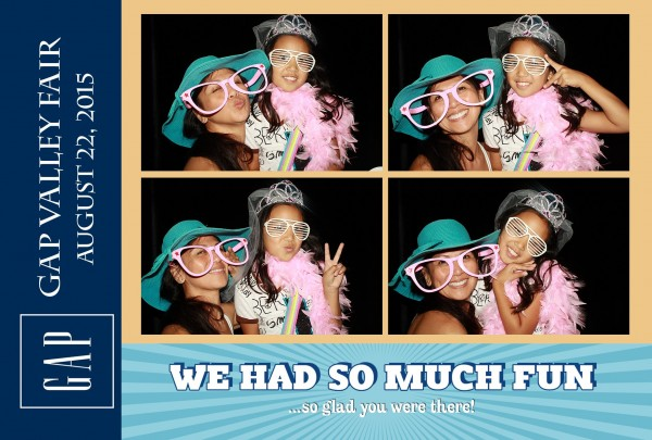 fun photo booth rental san jose
