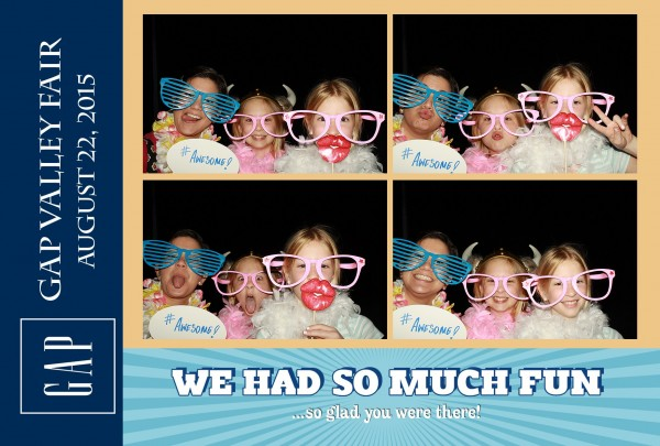 Awesome photo booth rental San Jose