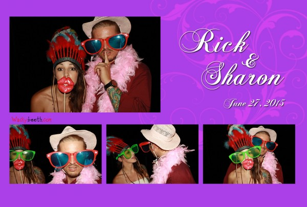 Highly customizable Photo Booth print layout in  San Ramon California