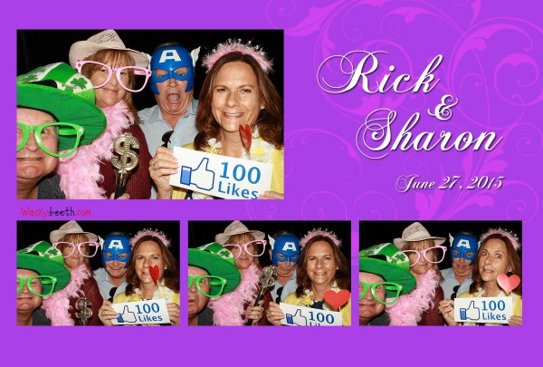 Fun photo booth rental wedding  San Ramon California