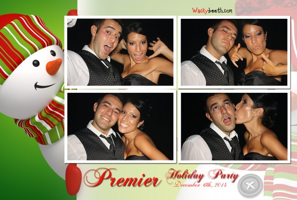 Christmas Party photo booth template | Fun Wacky Photo Booth | Photo ...