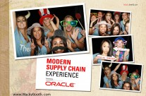Oracle Corporate Event Photo Booth Template