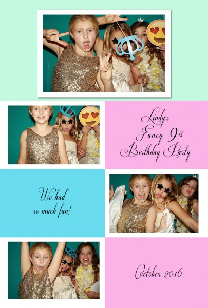 San Francisco Bay Area photo booth rental in Menlo Park