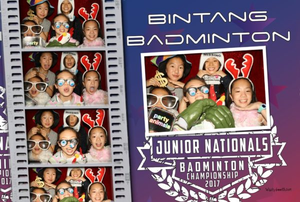 Photo booth rental in San Francisco Bay Area with unlimited prints and custom layout and design