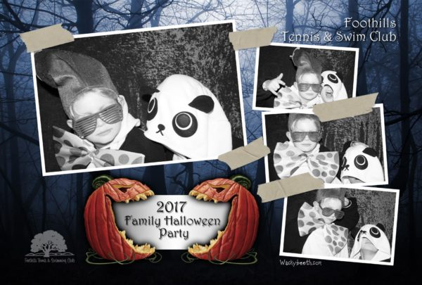 palo alto photo booth rental halloween