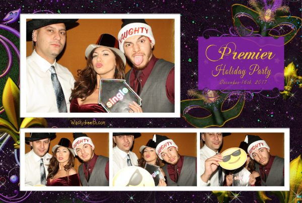 Masquerade Ball Santa Clara events photo booth rental