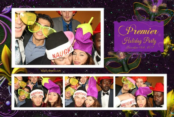 holiday events photo booth santa clara