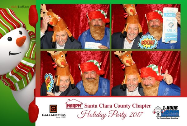 holiday party unlimited affordable fun photo booth san jose rental
