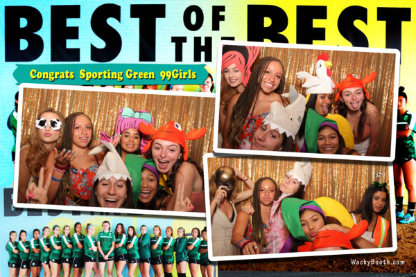 free use of awesome photo booth props included in your photo booth rental
