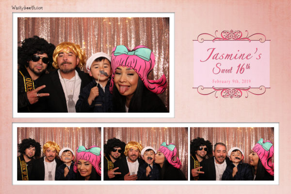 Bay Area Photo booth rental in Downtown San Jose