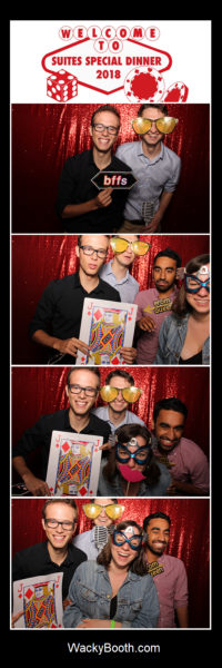 affordable and highly customizable photo booth layout for your stanford events