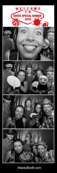 Stanford unlimited and custom photo booth rental