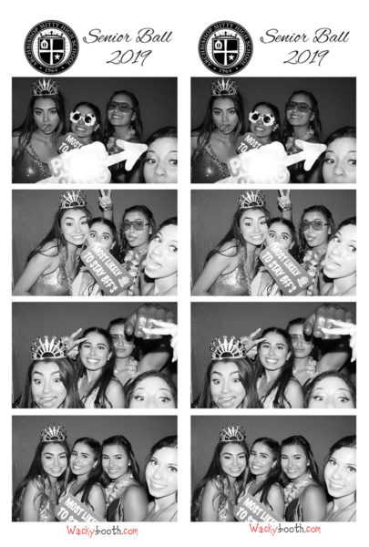 number one photo booth rental for prom ball