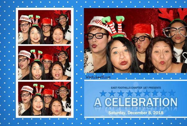 downtown san jose photo booth user from Wacky Booth photo booth rental