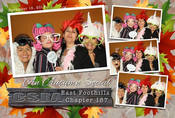 affordable custom photobooth rental in san jose downtown area for your company holiday party