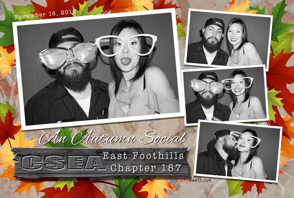 San Francisco San Jose Oakland Photobooth rental for your holiday Christmas Party