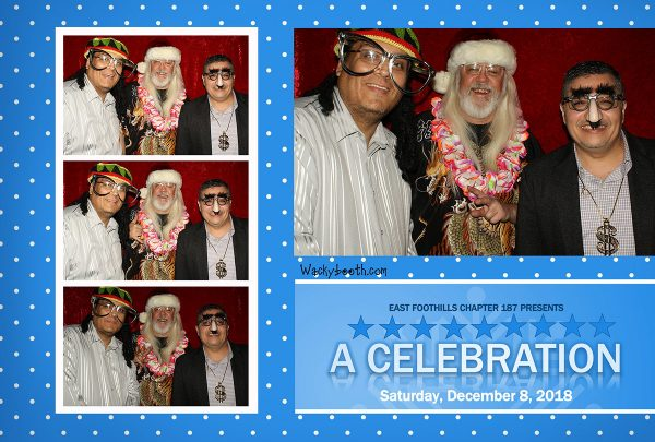 Affordable fun ideas for your Holiday Celebration in Downtown San Jose photobooth rental