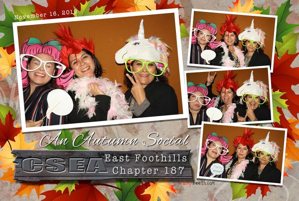 local san jose downtown small business photo booth rental for Christmas party ideas