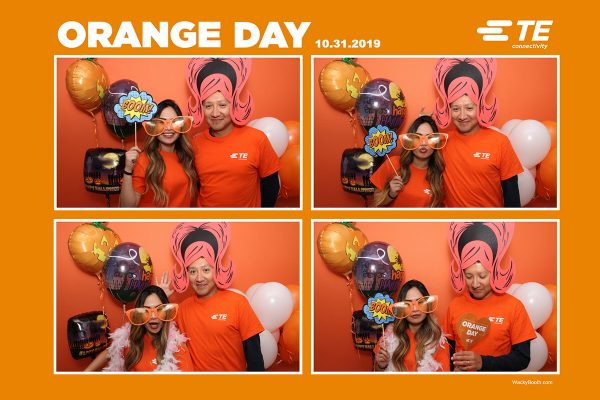 bay area photobooth rental for halloween party and corporate events silicon valley