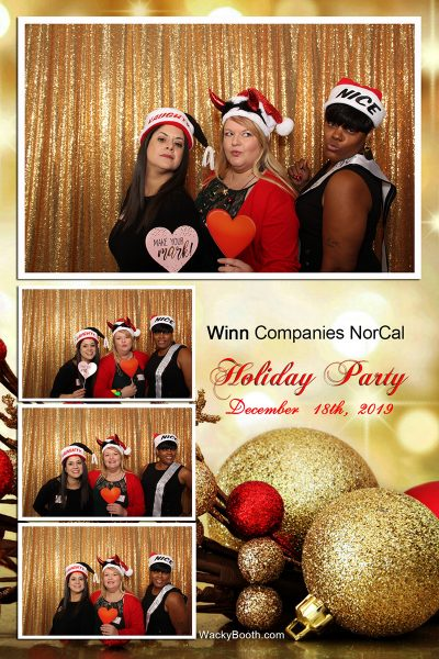 walnut creek weddings and birthday photo booth rental in fairfield california