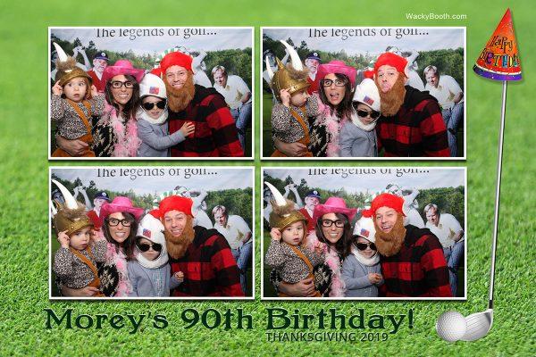 redwoods city custom fun photo booth rental