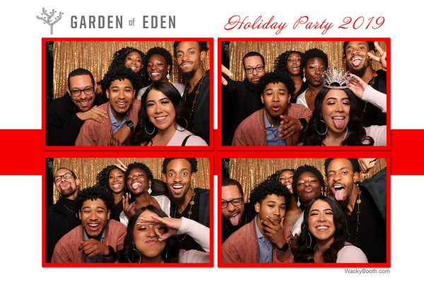 silicon valley company events oakland photo booth rental
