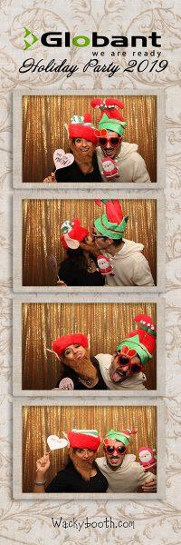 fun photo booth rental in San Francisco downtown hotel nikko