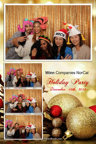 walnut creek custom layout and unlimited prints photobooth rental