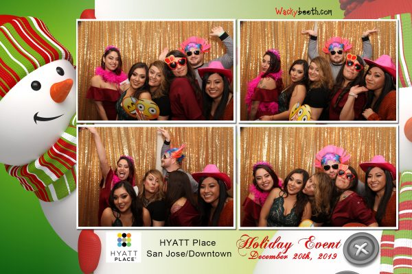 fun and affordable unlimited prints photo booth rental in san jose california