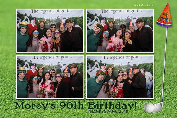 stanford palo alto photo booth rental with unlimited prints and custom layout